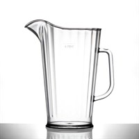 Jug Elite 4 Pint Clear CE