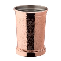 Julep Cup Chased Copper  36cl 12.75oz
