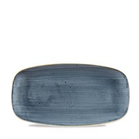 Plate Oblong Blueberry 29.8 x 15.3cm