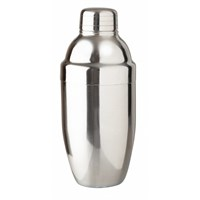 Cocktail Shaker Mini Stainless Steel 600ml