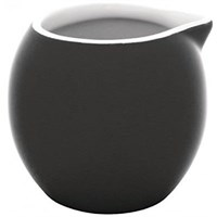 Milk Jug Charcoal China 70ml
