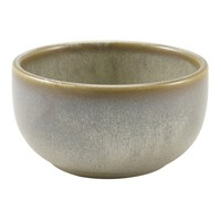 Bowl Terra Matt Grey Round 11.5cm