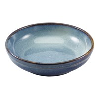 Bowl Coupe Terra Aqua Blue 23cm