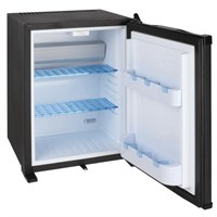 Fridge Undercounter Polar 30L Black