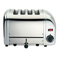 Toaster 4 Slice Dualit DB4SP