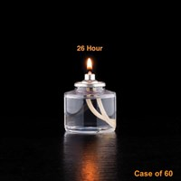 Candle Lamp Oil Refills 26hr 5x5.5cm
