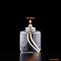 Candle Lamp Oil Refills 42hr 6x8.5cm
