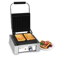 Waffle Maker Insulated Handle 2 4 x 6in