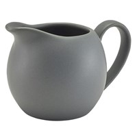 Jug China Matt Grey 14cl 5oz