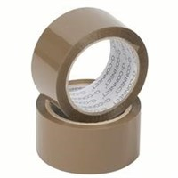 Packaging Sealing Tape Brown 5cm x 66m