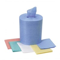 J Cloth Roll Green 700 sheets Wipes
