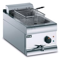 Fryer Single Basket Tank Elec Lincat 9L