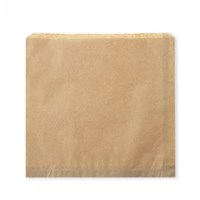 Bag Flat White Recycled Kraft 254 x 254cm