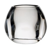 Nightlight Candle Heavy Globe Clear