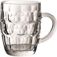 Dimple Beer Mug 57cl (20oz) LCE 1 Pint