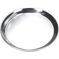 Round Steel Tip/ Bill Tray 14cm
