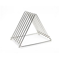 Wire Triangle Chopping Board Rack