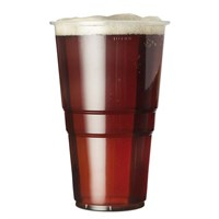 Single Use Flexi Tumbler 61cl (21.5oz) CE/1 Pint