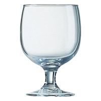 Amelia Toughened Stacking Wine Glass 19cl (6.7oz)