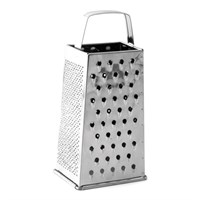 4 Way Stainless Steel Box Cheese Grater