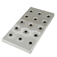 Stainless Steel Bar Drip Tray 42x21.5cm