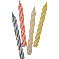 Birthday Candles, Assorted