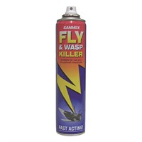 Insect/Fly Spray Aerosol Rai 300ml