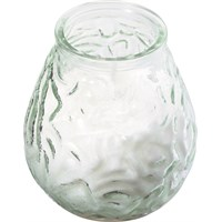 Lowboy Candle Lamp Clear