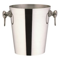 Aluminium Champagne Bucket With Handles