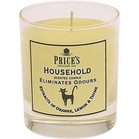 Household Air Freshener Candle Jar 40hrs