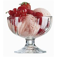 Footed Ice Cream Glass Coupe 21cl (7oz)