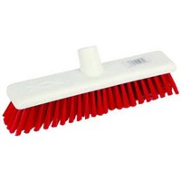 Floor Deck Scrubber Red H/duty Fits 61935 Handle