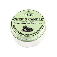 Smell Neutralising Chefs Candle Tin 30hrs