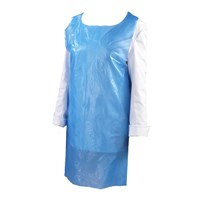 Blue Disposable Apron