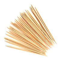 Wooden Cocktail Pick Stick Toothpick 8cm