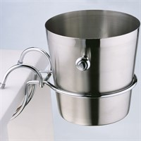 Stainless Steel Table Cooler Holder