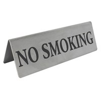 'No Smoking' Table Sign