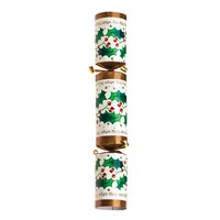 "Christmas Cracker Traditional Holly 30cm (12"")"