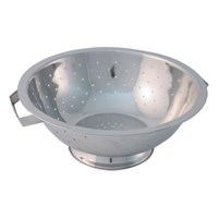 Stainless Steel Colander with 2 Handles 28cm (11'')
