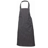 Striped Cotton Butchers Apron