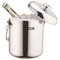 Stainless Steel Brushed Finish Ice Bucket