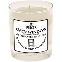 Open Window Smell Neutralising Candle Jar 40hrs