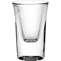 Heavy Base Shot Glass 2.5cl (0.8oz)