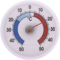 Analogue Fridge/Freezer Dial Thermometer
