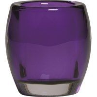 Purple Lisa Nightlight Holder