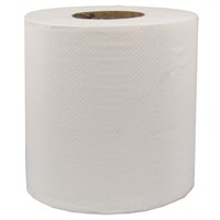 Centrefee White Roll 2ply 110M